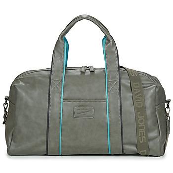 Tašky Cestovné tašky David Jones 5917-2 Šedá