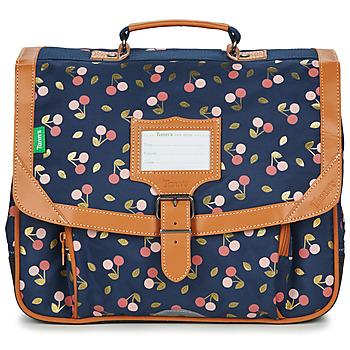 Tašky Dievčatá Školské tašky a aktovky Tann's ALEXA CARTABLE 35 CM Námornícka modrá