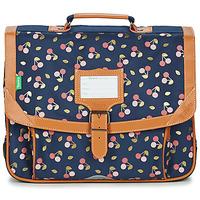 Tašky Dievčatá Školské tašky a aktovky Tann's ALEXA CARTABLE 38 CM Námornícka modrá