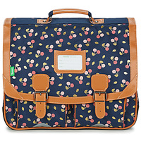 Tašky Dievčatá Školské tašky a aktovky Tann's ALEXA CARTABLE 41 CM Námornícka modrá