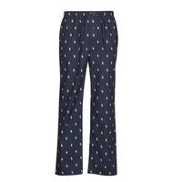 Oblečenie Muži Pyžamá a nočné košele Polo Ralph Lauren PJ PANT SLEEP BOTTOM Námornícka modrá