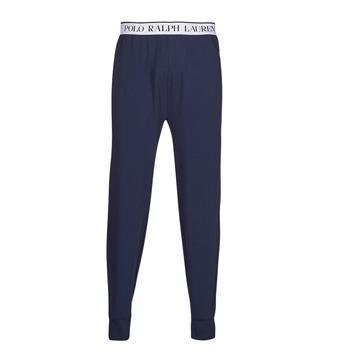 Oblečenie Muži Tepláky a vrchné oblečenie Polo Ralph Lauren JOGGER PANT SLEEP BOTTOM Námornícka modrá