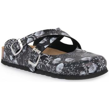 Topánky Ženy Nazuvky Bioline NERO IBIS Nero