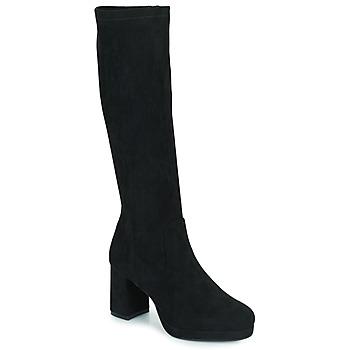 Topánky Ženy Čižmy do mesta Moony Mood PENILA Čierna