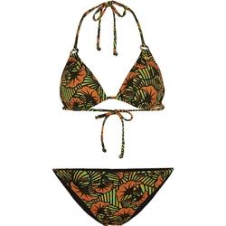 Oblečenie Ženy Plavky dvojdielne O'neill Capri Bondey Fixed Set Viacfarebný