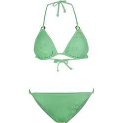 Oblečenie Ženy Plavky dvojdielne O'neill Capri Bondey Fixed Set Zelená
