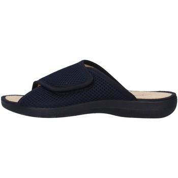 Topánky Ženy Šľapky Superga S10M624 BLUE