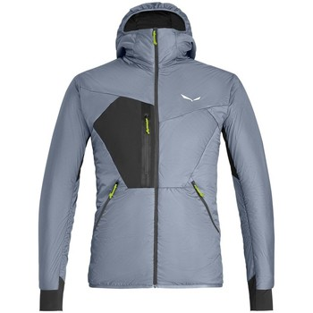 Oblečenie Muži Vetrovky a bundy Windstopper Salewa Pedroc Hybrid Twr M Hood Jkt Sivá