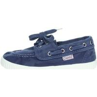 Topánky Chlapci Mokasíny Cienta 72777 Blue