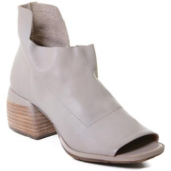 Topánky Ženy Sandále Rebecca White T0402 |Rebecca White| D??msk?? kotn??kov?? boty z telec?? k??e v barv?