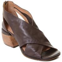 Topánky Ženy Sandále Rebecca White T0409 |Rebecca White| D??msk?? kotn??kov?? boty z telec?? k??e v k??vo
