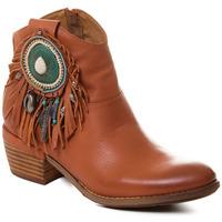 Topánky Ženy Čižmičky Rebecca White T0605 |Rebecca White| D??msk?? ko?en?? kotn??kov?? boty s podpatkem v