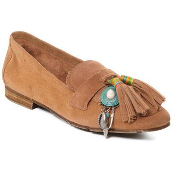 Topánky Ženy Mokasíny Rebecca White T3506 Béžová