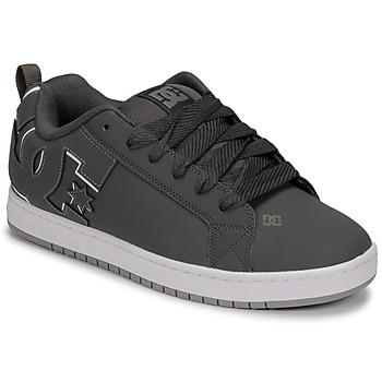 Topánky Muži Skate obuv DC Shoes COURT GRAFFIK Šedá / Čierna