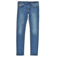 Oblečenie Chlapci Rifle Skinny  Diesel SLEENKER Modrá / Medium