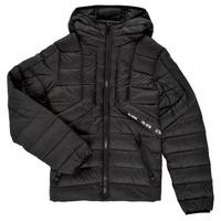 Oblečenie Chlapci Vyteplené bundy Diesel JDWAIN Čierna