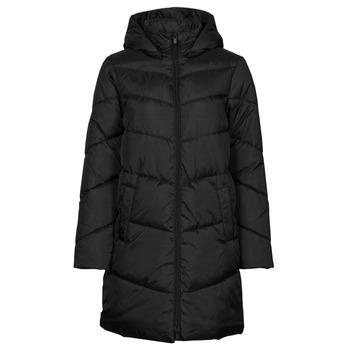 Oblečenie Ženy Kabáty Vila VIADAYA Čierna