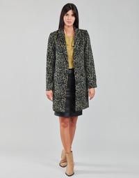 Oblečenie Ženy Kabáty Vila VILEOVITA Hnedá