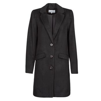 Oblečenie Ženy Kabáty Vila VILEOVITA Čierna
