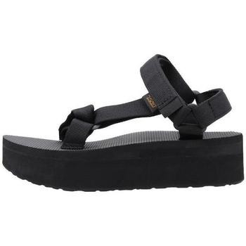 Topánky Ženy Sandále Teva  Čierna