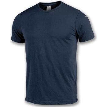 Oblečenie Chlapci Tričká s krátkym rukávom Joma T-shirt  NIMES bleu marine