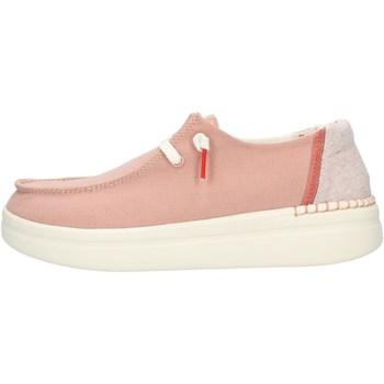 Topánky Ženy Námornícke mokasíny Hey Dude 121945031 Rose