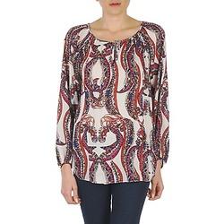 Oblečenie Ženy Blúzky Antik Batik BARRY Oranžová / Viacfarebná