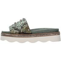 Topánky Ženy Šľapky Alma Blue V21BL7103 GREEN