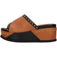 Topánky Ženy Šľapky Café Noir C1HH1360 BROWN