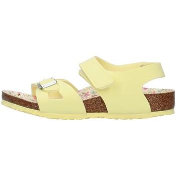 Topánky Dievčatá Sandále Birkenstock 1019683 YELLOW