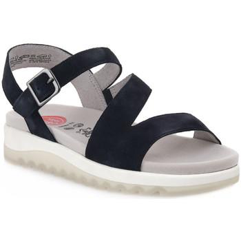 Topánky Ženy Sandále Jana SANDAL NAVY Blu