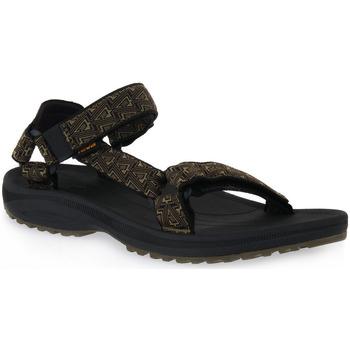 Topánky Muži Športové sandále Teva BDOLV WINSTED Verde