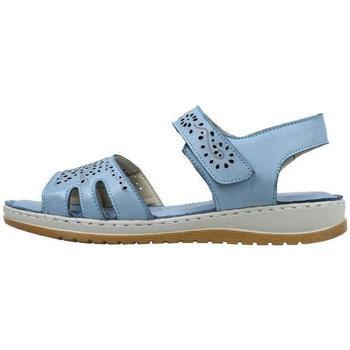 Topánky Ženy Sandále Amanda  Modrá