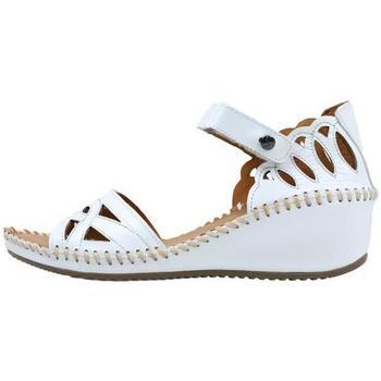 Topánky Ženy Sandále Amanda  Biela