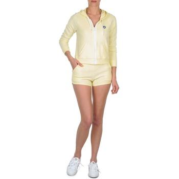 Oblečenie Ženy Šortky a bermudy Petit Bateau TOUPET žltá