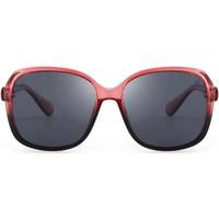Hodinky & Bižutéria Slnečné okuliare Hanukeii Village Červená