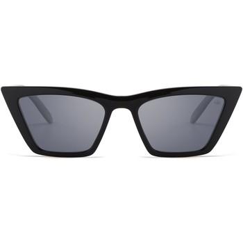Hodinky & Bižutéria Slnečné okuliare Hanukeii Pacific Čierna