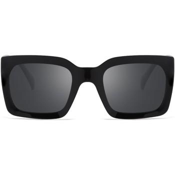 Hodinky & Bižutéria Slnečné okuliare Hanukeii Hyde Čierna