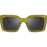 Hodinky & Bižutéria Slnečné okuliare Hanukeii Hyde Zelená