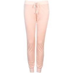 Oblečenie Ženy Tepláky a vrchné oblečenie Juicy Couture  Ružová