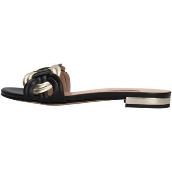 Topánky Ženy Šľapky Albano 8115 BLACK