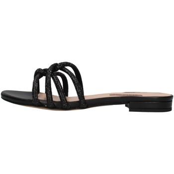 Topánky Ženy Šľapky Albano 8120 BLACK