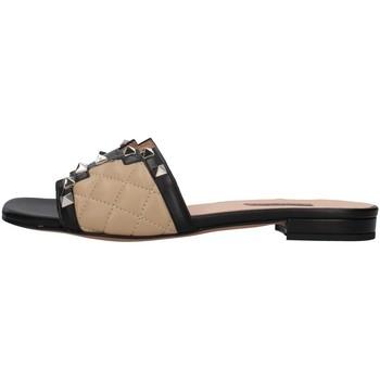 Topánky Ženy Šľapky Albano 8005 BLACK