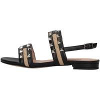 Topánky Ženy Sandále Albano 8116 BLACK