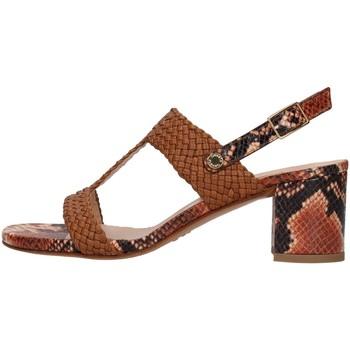 Topánky Ženy Sandále Albano 8074 BROWN