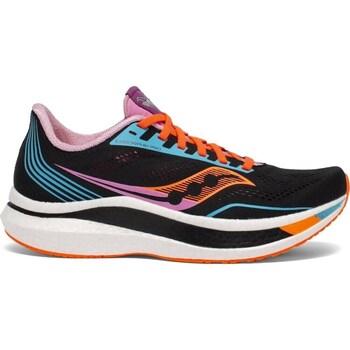 Topánky Ženy Bežecká a trailová obuv Saucony Endorphin Pro Čierna