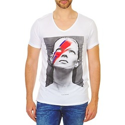 Oblečenie Muži Tričká s krátkym rukávom Eleven Paris KATOS Biela