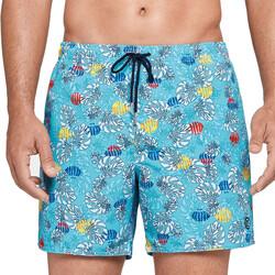 Oblečenie Muži Plavky  Impetus 1951J45 K41 Modrá