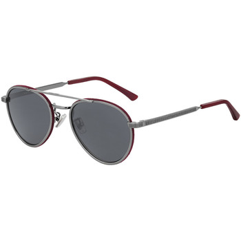 Hodinky & Bižutéria Muži Slnečné okuliare Jimmy Choo  Červená