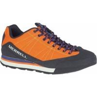 Topánky Muži Turistická obuv Merrell Catalyst Storm Oranžová